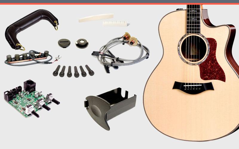 Taylor Guitar Parts